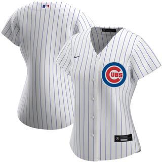 Women's Chicago Cubs Home 2020 Baseball Team Jersey White
