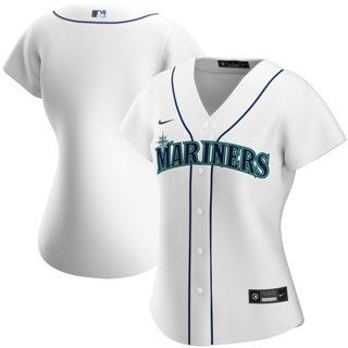 Women's Seattle Mariners Home 2020 Baseball Team Jersey White